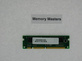 Mem2650-32d 32mb Approved Dram Speicher für Cisco 2650 - $56.02