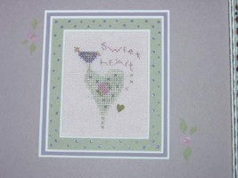 Sweet Heart Kit cross stitch Shepherd's Bush - $12.00