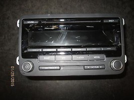 11 12 VW JETTA RADIO CD #1K0035164C XX-151 *See item description* - $63.36