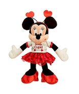Disney Minnie Mouse ''I'm With Cupid'' Plush - Valentine's Day - Small - 9''