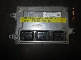 08-10 HONDA ACCORD 2.4 ECM #37820-R41-L63 BOX-10799 *See item description* - $84.15