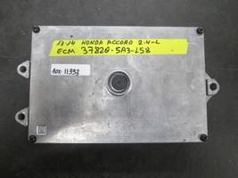 13 14 HONDA ACCORD 2.4L ECM #37820-5A3-L58 *See item description* - $50.49