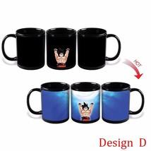 Dragon Ball Heat Reactive Coffee Mug, Design D - $18.59