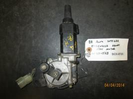 88 ACURA INTEGRA PASSENGER FRONT WINDOW MOTOR #47-1568 *see item descrip... - $50.48