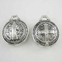 "50pcs of Blessing Saint Benedict Jubilee Medal 1"" in diameter - $26.16"