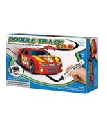 Lot of 2 NEW Red Doodle Track Cars Birthday Boy... - $39.59
