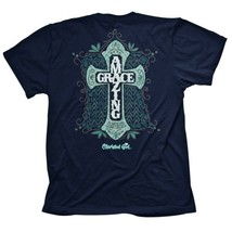 Amazing Grace Women's Christian T-Shirt - Ephesians 2:8-9 - $16.00+