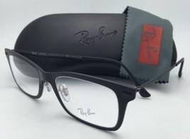 Nuovo Ray-Ban da Sostituire con Lenti Vista Occhiali Sole Light Ray RB 7... - $229.51