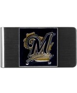 MILWAUKEE BREWERS MLB stainless steel  Money Cl... - $9.95