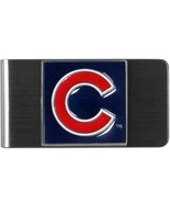 CHICAGO CUBS MLB stainless steel  Money Clip/Ca... - $9.95