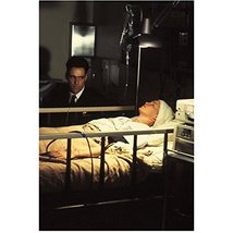 JAG David James Elliot as Harmon Rabb Jr. Seated by Hospital Bed with Fr... - $7.95