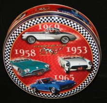 Corvette 50th Anniversary Commemorative Tin Official Licensed Product GM... - $19.35