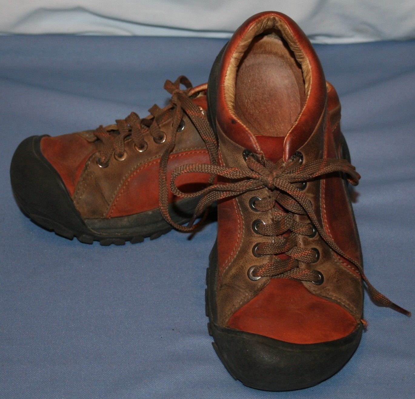 76a6b24a1082 Kids Youth Keen Shoes Sz 7 Brown Leather and 50 similar items. S l1600