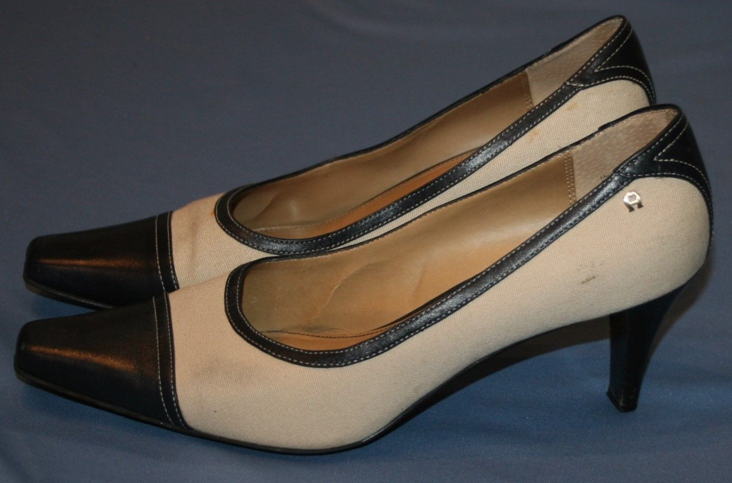 690fe627a5b Etienne Aigner Sz 10M 10 M Heels Pumps Two and 50 similar items