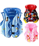 Disney Mickey Life Jacket Swim Safe Vest Aid Suit Life-Saving Survival Suit - $19.00