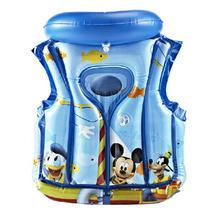 Disney Mickey Life Jacket Swim Safe Vest Aid Suit Life-Saving Survival Suit image 3