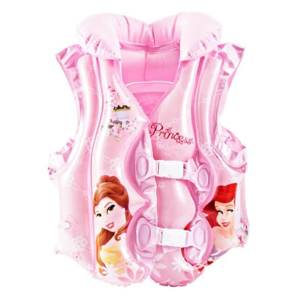 Disney Mickey Life Jacket Swim Safe Vest Aid Suit Life-Saving Survival Suit image 5