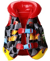 Disney Mickey Life Jacket Swim Safe Vest Aid Suit Life-Saving Survival Suit image 8