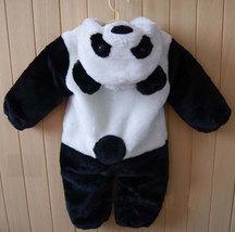Warm Panda Baby Kid Cartoon Halloween Fancy Dress Romper Costume Onesie Outfit image 3