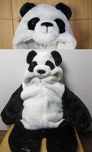 Warm Panda Baby Kid Cartoon Halloween Fancy Dress Romper Costume Onesie Outfit image 4