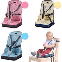 Portable Travel Baby Kids Toddler Feeding High Chair Booster Seat Cover ... - $24.00