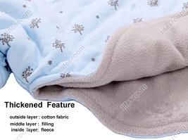 Baby Kids Toddler Reversible Hooded Cape Cloak Poncho Coat Hoodie Jacket Outwear image 3