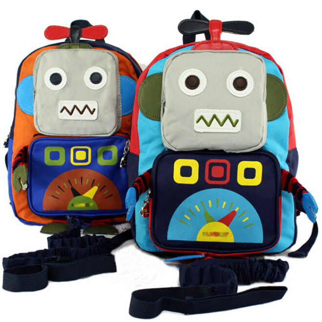 A. A. Previous. Robot Baby Toddler Kid Safety Harness Cartoon Backpack Rein  Leash Schoolbag · Robot Baby Toddler Kid ... 3bfff1d0c3091