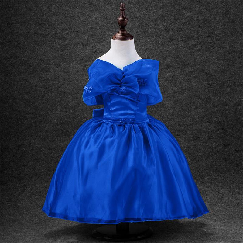 Movie Girls Cinderella Princess Cosplay Party Fancy Dress Xmas Halloween Costume image 5
