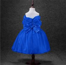 Movie Girls Cinderella Princess Cosplay Party Fancy Dress Xmas Halloween Costume image 6