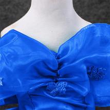 Movie Girls Cinderella Princess Cosplay Party Fancy Dress Xmas Halloween Costume image 9