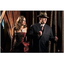 Nathan Fillion with Stana Katic Ready to Fight Castle TV 8 x 10 inch photo - $7.95