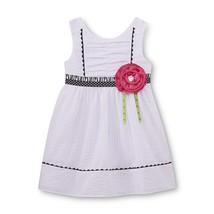 NEW NWT Girls Youngland Seersucker Dress 12 18 or 24 Months - $4.99