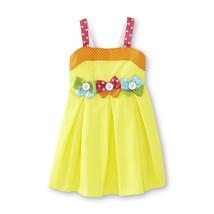NEW NWT Girls Ashley Ann Pleated Bow Polka Dot Sundress 12 or 24 Months - $7.99