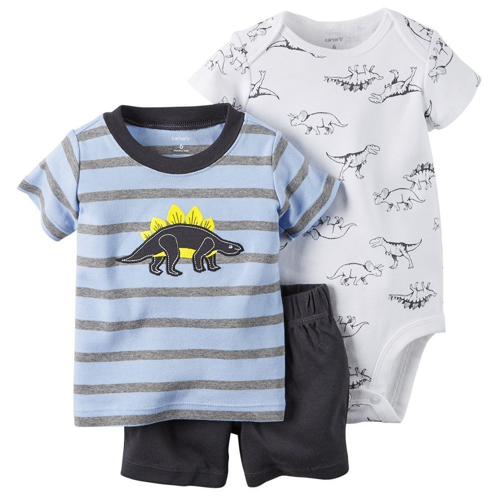 a21ffc5c2315 NEW NWT Boys Carter s 3 Piece Shorts Set and 39 similar items. S l1600