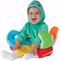 NEW NWT Boys or Girls Infant Octopus Halloween Costume 6-12 or 12-18 Months - $16.99