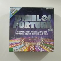 Wheel of Fortune Board Game 2009 Pressman NEW SEALED - $21.49