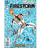 DC FIRESTORM: THE FURY OF FIRESTORM: THE NUCLEAR MAN #15 VF - $0.89