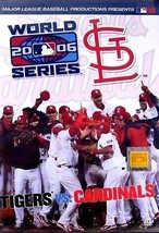 St Louis Cardinals 2006 Champions DVD - $15.00