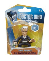Doctor Who Time Squad Collectable Action Figure - The Twelfth Doctor -  05970 - $5.18