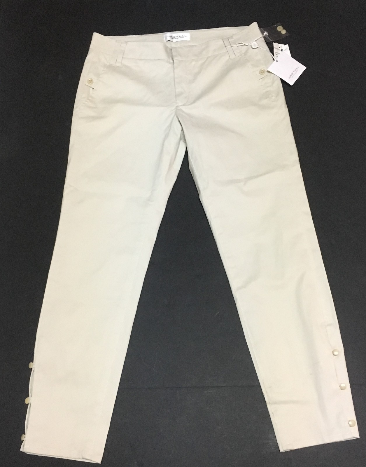 Women's Ankle Pants Sz 6 Pearl Nordstrom Habitual