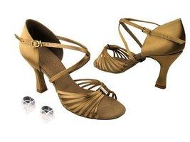 "Ladies Women Ballroom Dance Shoes Very Fine EKS92308 Signature 2"" Cuban Heel ... - $75.95"