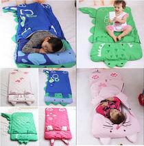 Baby Kid Toddler Cartoon Swaddle Grow Sleeping Bag Sleepsack Bed Set Cov... - $26.95