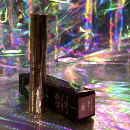 Charlotte Tilbury Superstar Lips PILLOW TALK 1.8g Glossy Star-Lit Lip Looks NIB