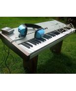 VINTAGE SOVIET USSR ELECTRONIC PIANO SYNTHESIZER ELEKTRONIKA EM17 VENTA - $608.31