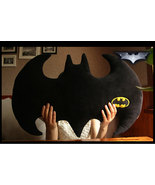 Batman Decorative Hugged Pillow Dark Knight Rises Throw Cushion Lumbar S... - $25.99