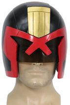 Judge Dredd Helmet Science Fiction Film Memoribilia Mask Halloween Cospl... - $130.34 CAD