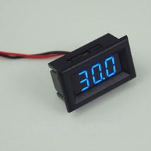 METER -- Dash Mount or Custom BATTERY Powel Level Indicator - BLUE Volt ... - $206,70 MXN