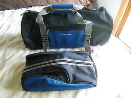 Samsonite 2-Piece Golf Travel/Duffle/Shoe Bag Set W/Free Golf ball & Tee - $67.82
