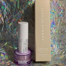 NIB 15g Summer Fridays Lip Butter & Mini Milk Kush Balm Melatonin Overnight image 1