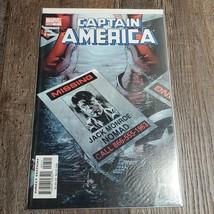 Captain America 7 2004 Marvel Comics Ed Brubaker Winter Soldier Nomad - $6.88